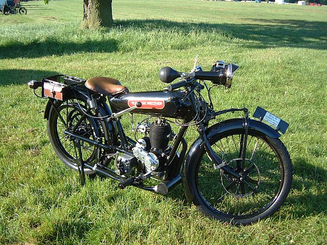 1924 Beardmore Precision