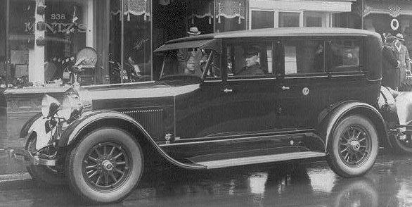 1924 Lincoln Limousine