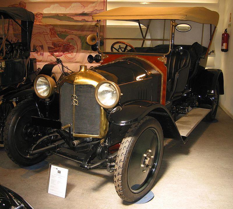 1924 Rochet Sneider 16cv, type 16500, carrossée en double phaéton