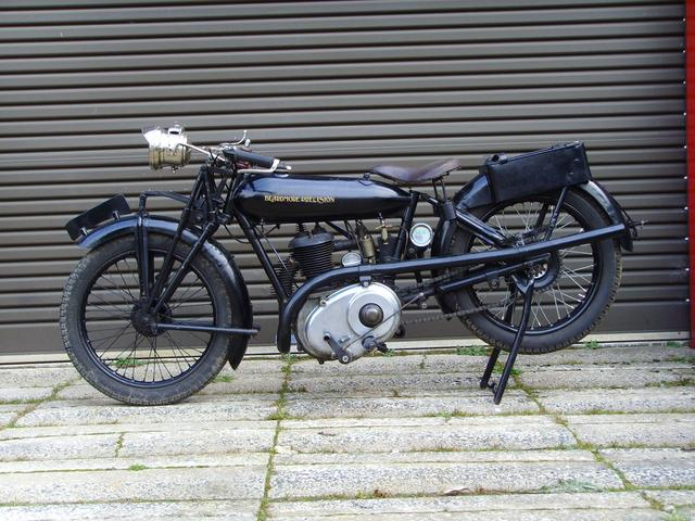 1925 Beardmore Precision 500cc