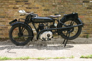 1925 Beardmore Precision