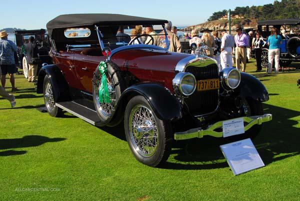 1925 Lincoln L Brunn 1925
