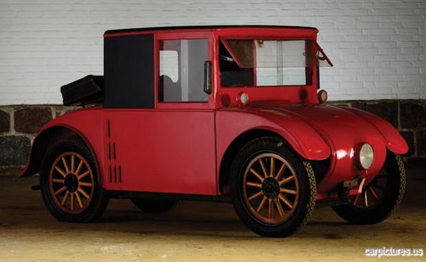 """1926-Hanomag-2-10-PS-""""Kommissbrot"""""""