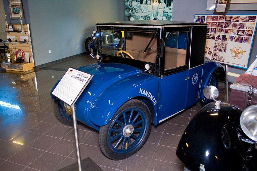 1926 Hanomag 2-10 PS