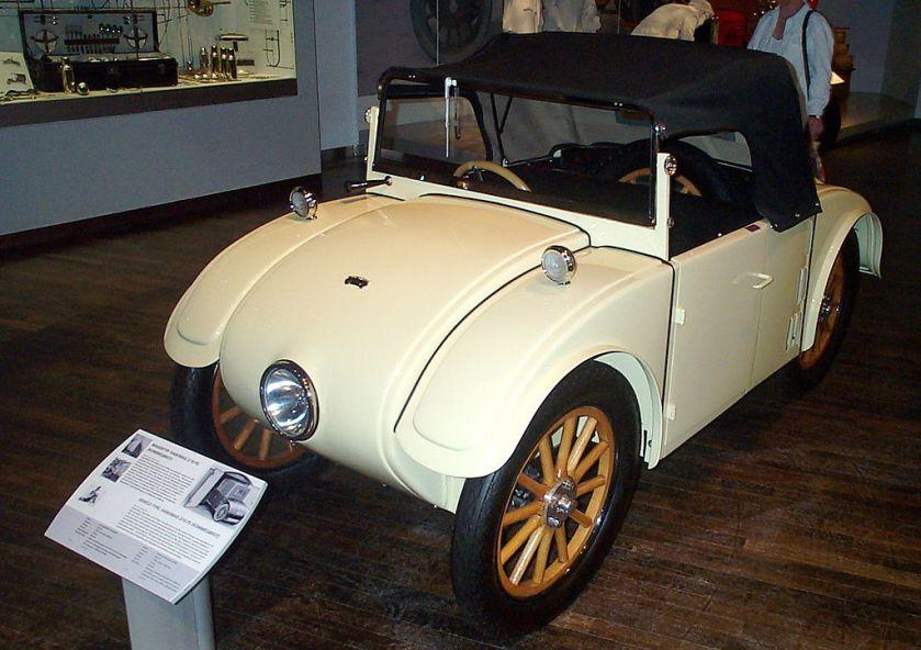 1926 Hanomag Kommissbrot Autostadt