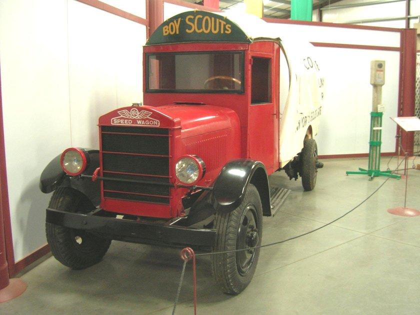1926 REO MODELE G Speedwagon