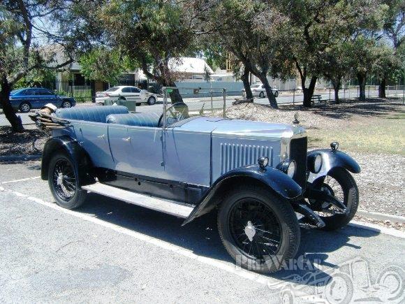 1926 Vauxhall 14-40 Tourer