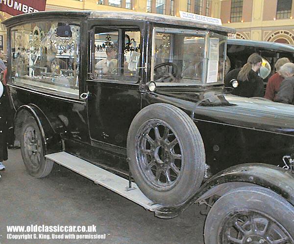 1927 Austin 20 Hearse picture