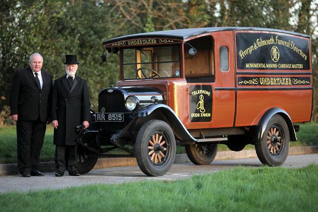 1927 Chevvy-van