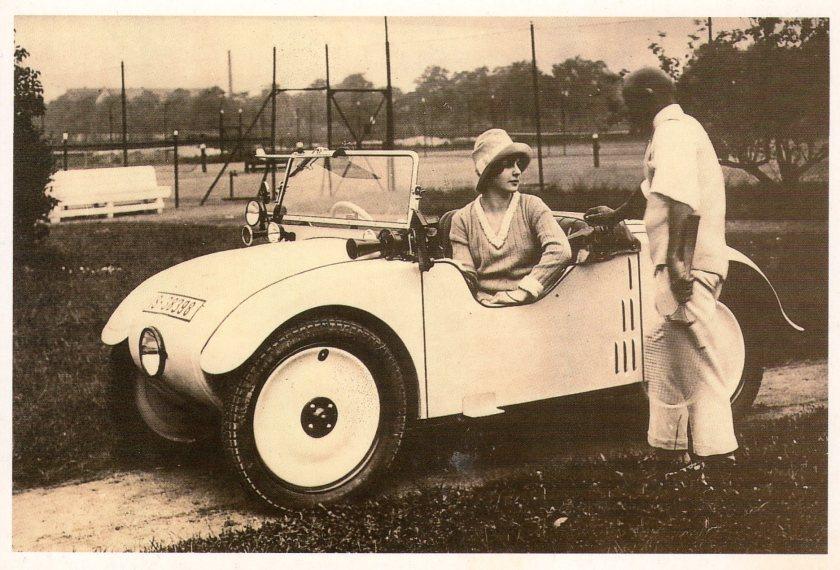 1927 Hanomag Kommissbrot