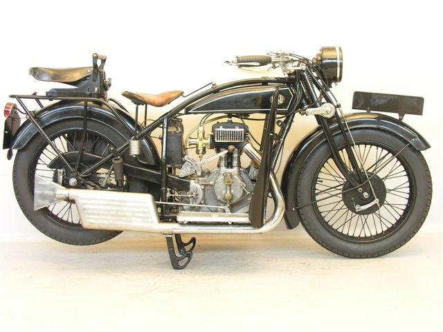 1928 NSU 501 (494cc)