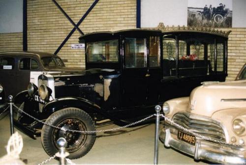 1929-30 Chevrolet Hearse