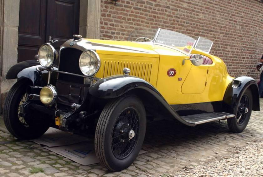1929 Vauxhall 20 60 Hurlingham Sports Roadster