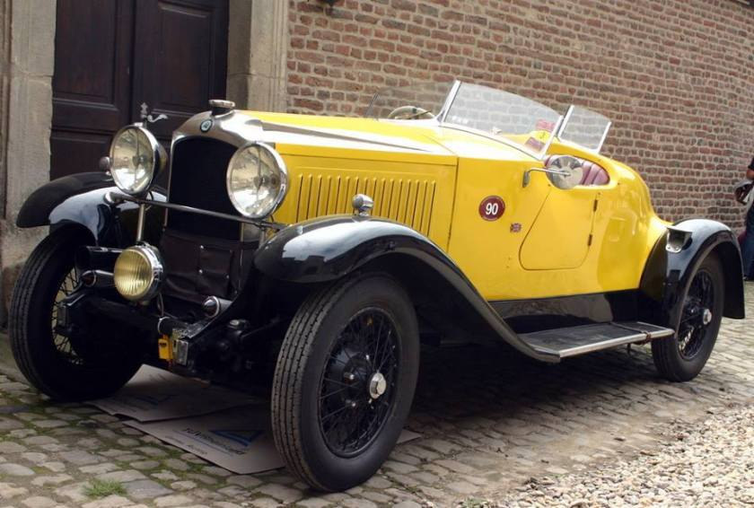 1929 Vauxhall 20 60 Hurlingham Sports Roadster