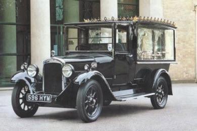 1930-black-vintage-Austin-hearse