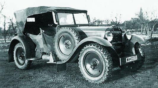 1930 Mercedes-Benz Stuttgart-260 (10-50PS)