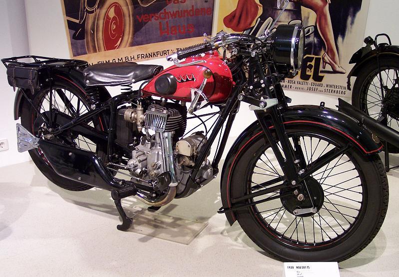 1930 NSU 301 TS