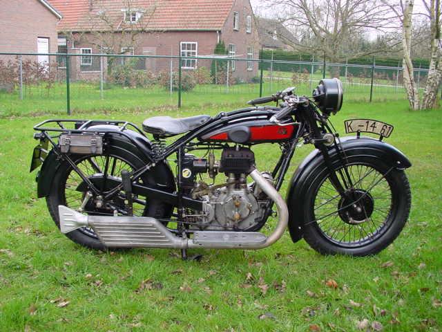 1930 NSU 501T 1