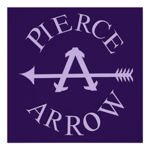 1930 Pierce Arrow logo s