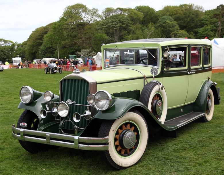 1930 Pierce-Arrow Model B EL 1480