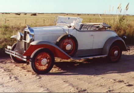 1930 Pontiac Roadster Argentina
