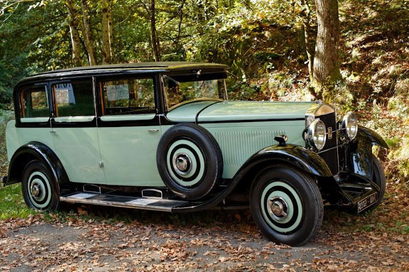 1930 Rochet-Schneider Limousine 1930