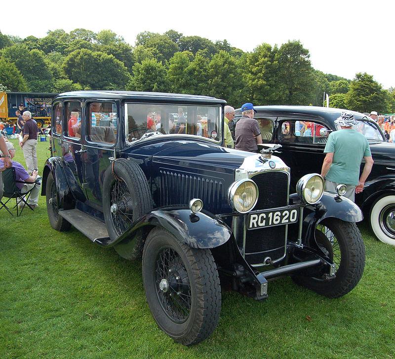 1930 Vauxhall 20-60 T-type