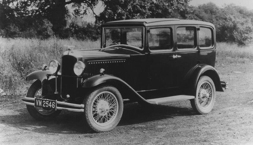 1930 Vauxhall Cadet 17 hp, 6 cylinders