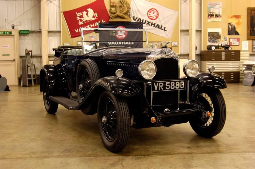 1930 Vauxhall T-Type 20-60