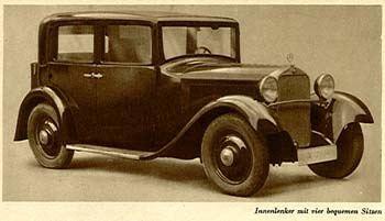 1931 Mercedes Benz 170-c