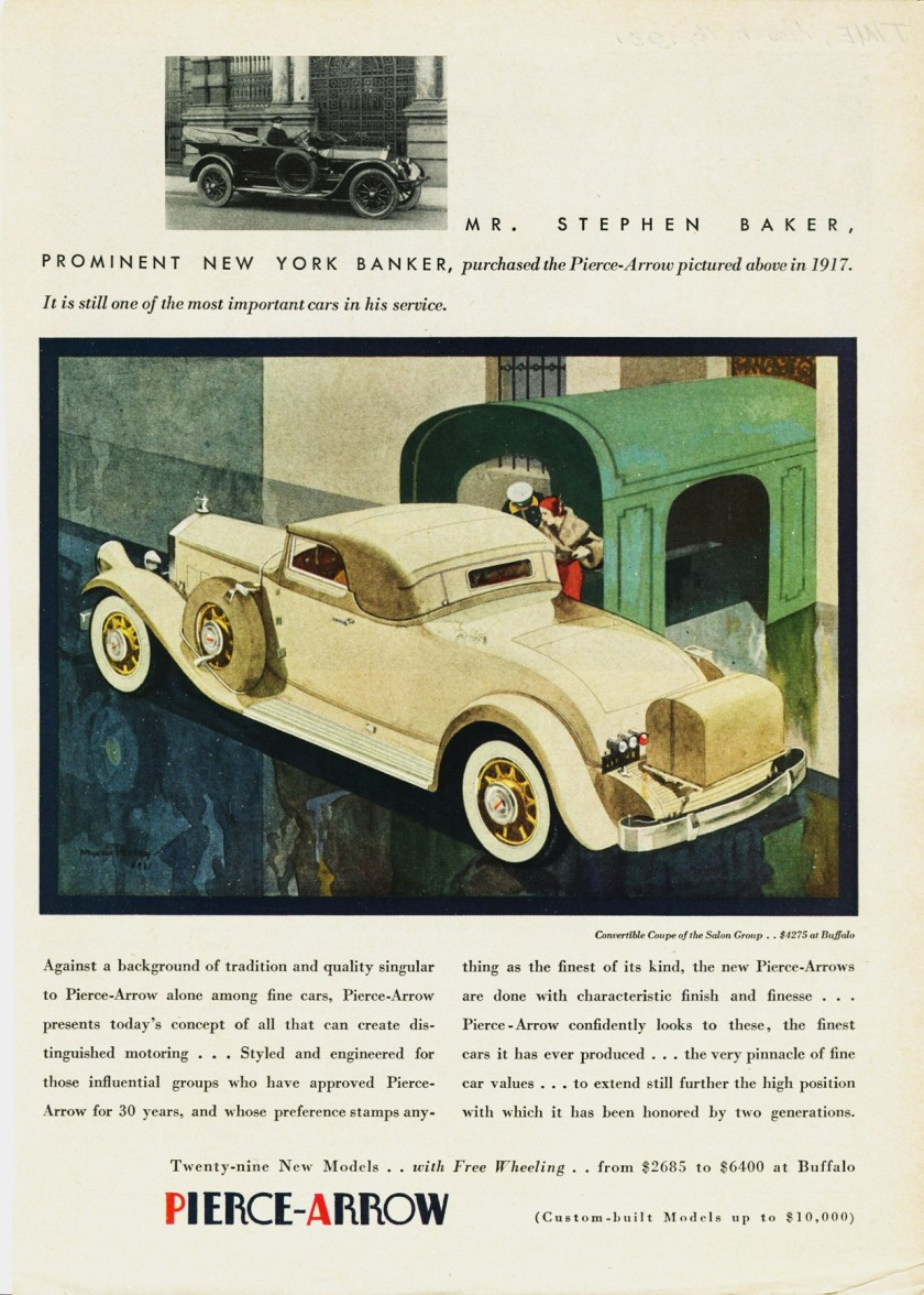 1931 Pierce-Arrow Ad-06