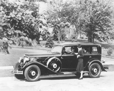 1931 Reo Car