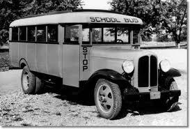 1931 Reo school bus