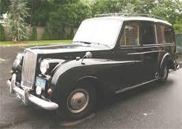 1932 Austin Princess Limousine Hearse
