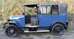 1932 Beardmore MK III - Hyper Taxi