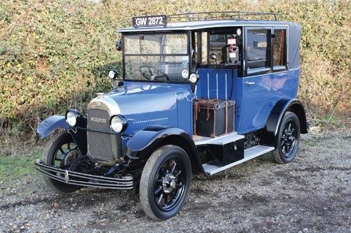 1932 Beardmore Mk3 Hyper Taxi