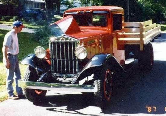 1932 Diamond T 6cyl