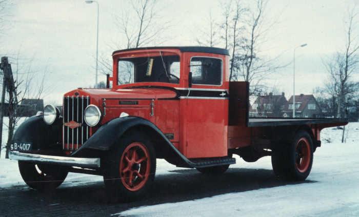 1932 Diamond-T uit  B-4017 Berlikum NL