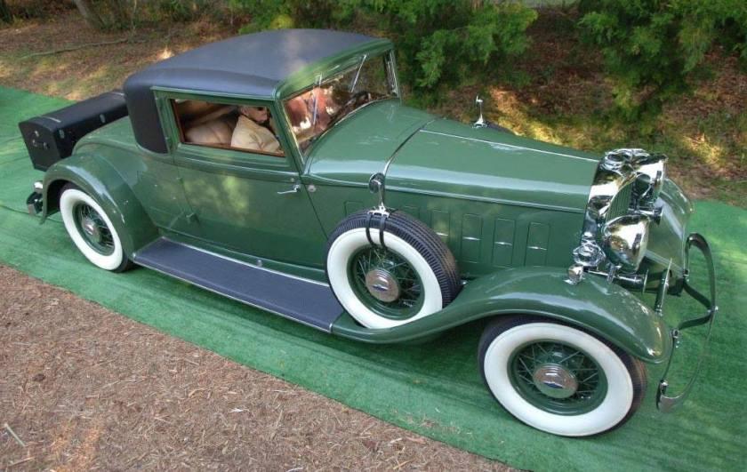 1932 Lincoln V-12