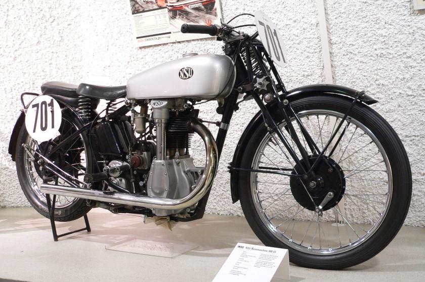 1932 NSU-500-SS