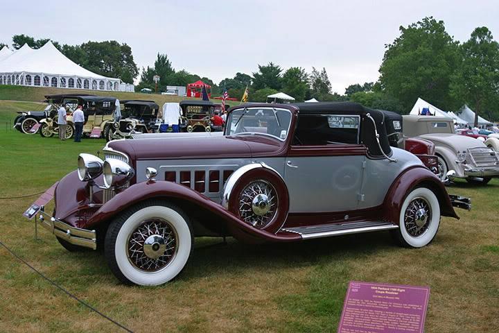 1932 REO modelo Royale