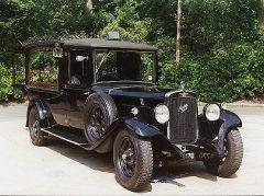1933 austin hearse 1