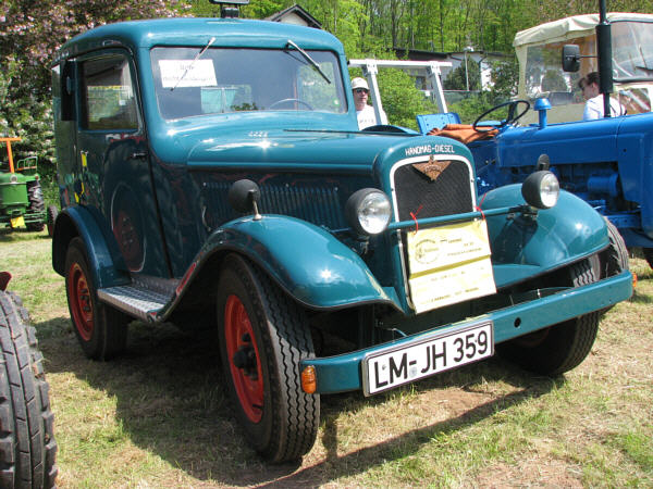 1933 Hanomag SS20 1m LM