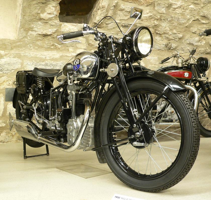 1933 NSU-D-201-OSL