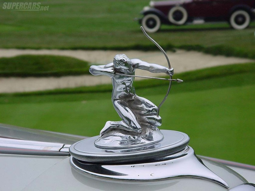1933 Pierce-Arrow Silver Arrow a