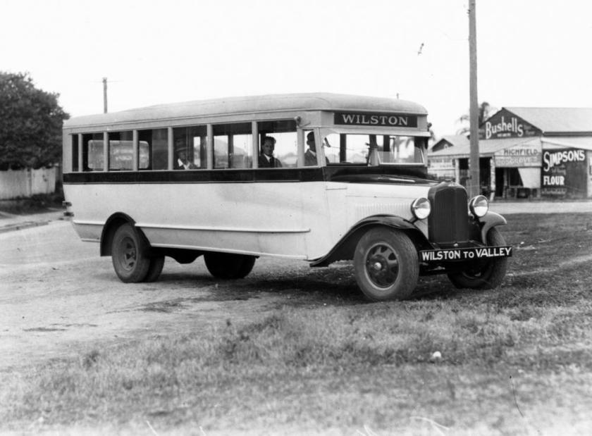 1933 REO StateLib Qld Wilston-Fortitude