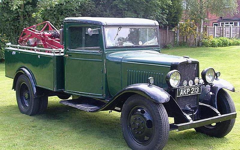 1934 BEDFORD