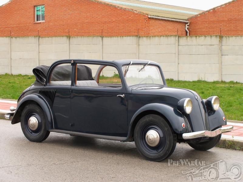1934 Mercedes-Benz 130 Cabrio-Limousine D