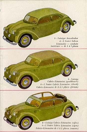 1934 Mercedes Benz 170 serie W29 a