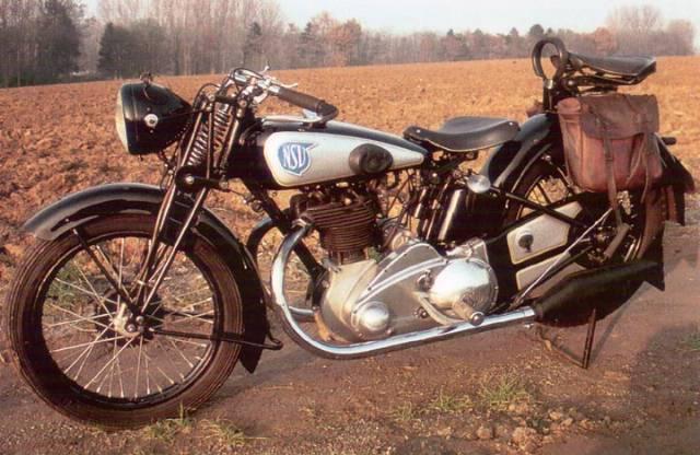 1934 NSU 500OSL